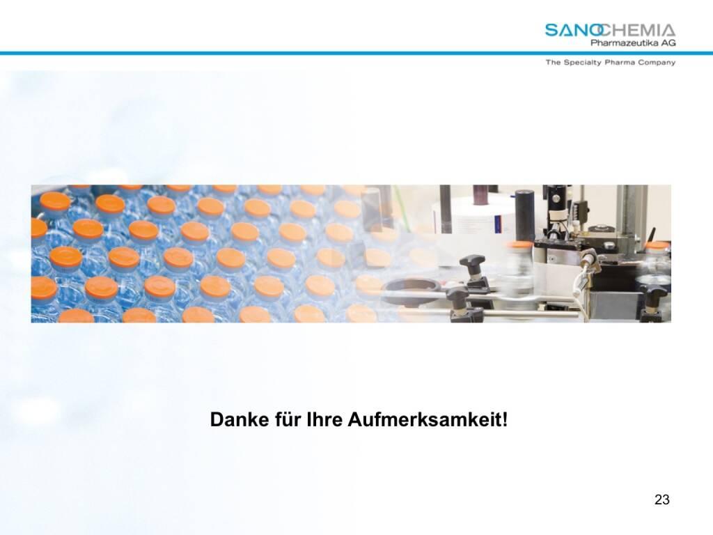 Präsentation Sanochemia - Danke (27.02.2018)