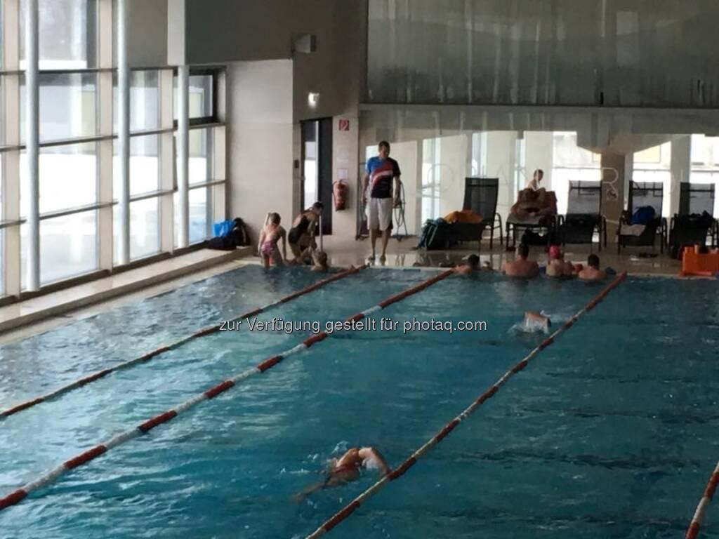 Schwimmtraining (03.03.2018)