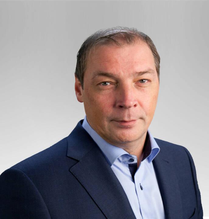 Hannes Roither, Palfinger Konzernsprecher, Foto: beigestellt