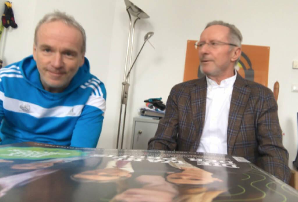 Mit Peter Bäßler, Austria Börsenbrief, im BSN-Office (05.03.2018)