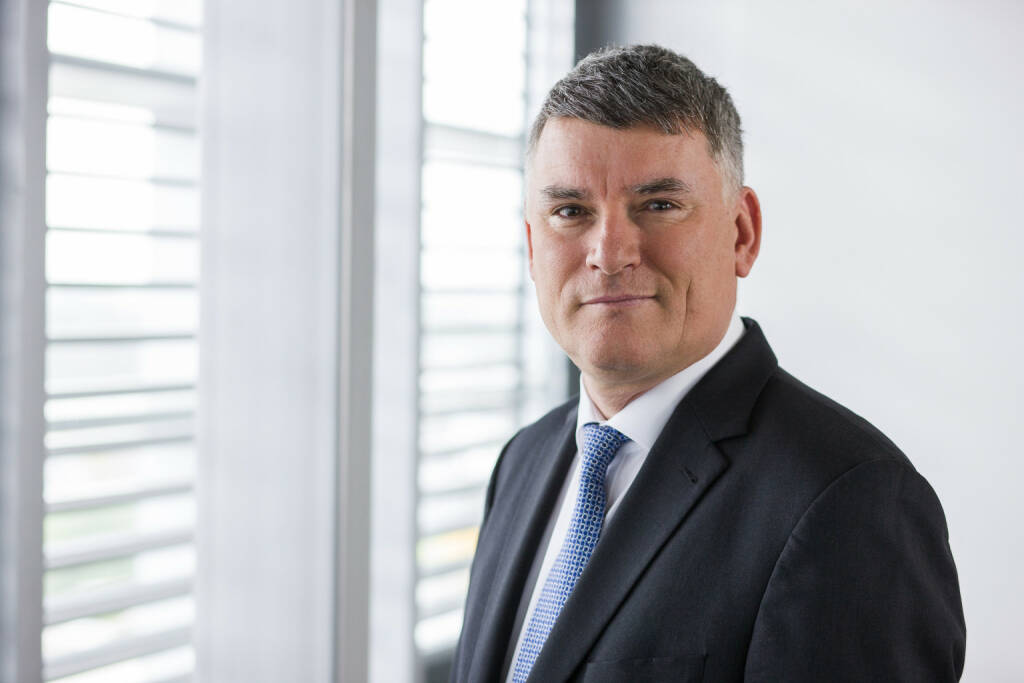 Alfred Felder, Sprecher des Vorstands der Zumtobel Group, Bild: Zumtobel, © Aussender (06.03.2018)