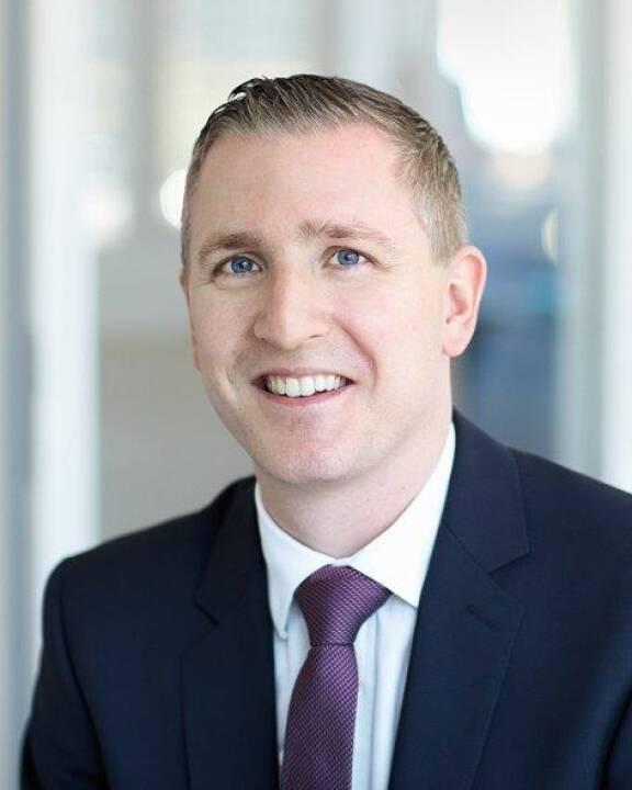 Hannes Boller, Senior Portfolio Manager bei Fisch Asset Management in Zürich, Bild: Fisch