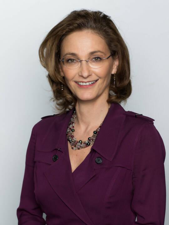 Claudia Höller, Finanzvorständin der Erste Bank Österreich, Bild: Erste Bank