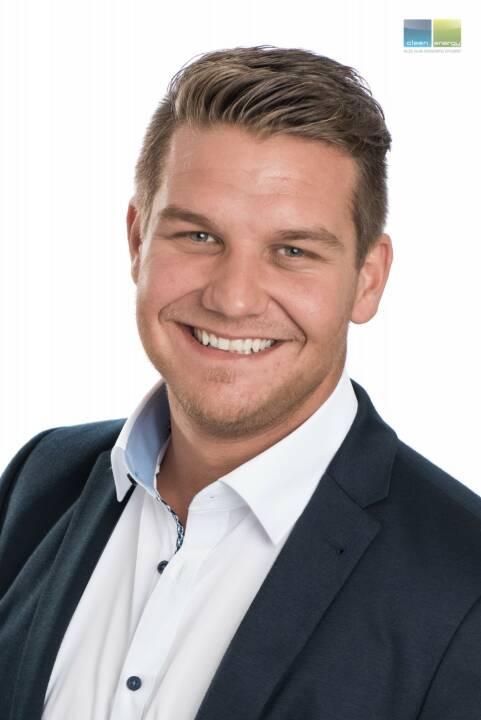 Lukas Scherzenlehner, Vorstand Cleen Energy, Foto: beigestellt