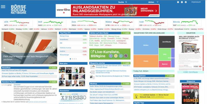 Bausteine der Geldanlage, in Kürze auf boerse-social.com