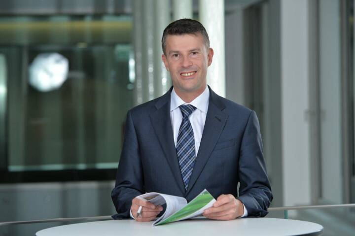Jan Sobotta, Leiter Sales Ausland, Swisscanto Asset Management International S.A., Bild: Swisscanto