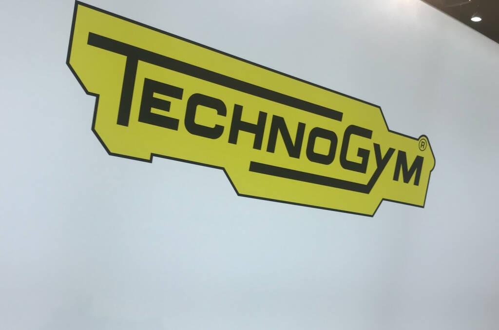 Technogym, © diverse photaq (18.03.2018)