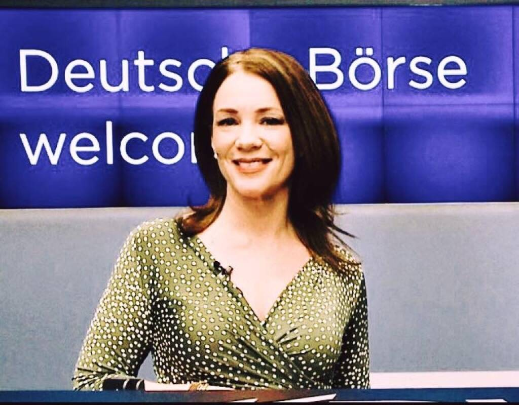 Deutsche Börse Viola Grebe, © Viola Grebe (24.03.2018)