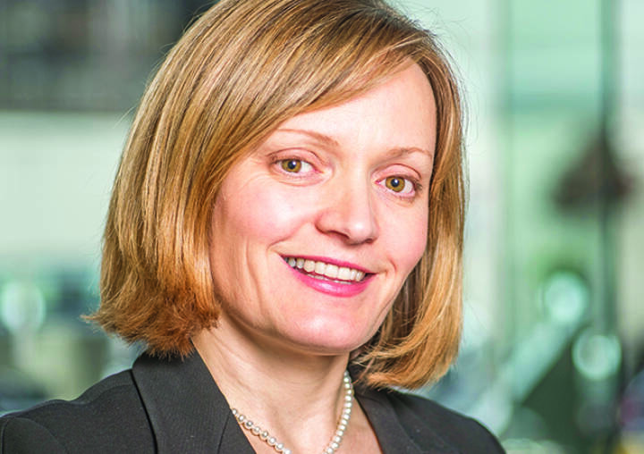 Katharine Dryer, Head of Investments, Fixed Income and Multi-Asset bei Jupiter, Bild: Jupiter