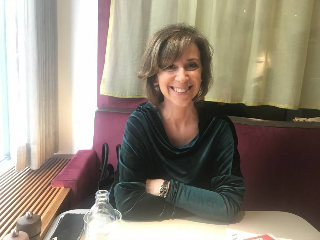 Mit Monika Riedel, Semperit (29.03.2018)