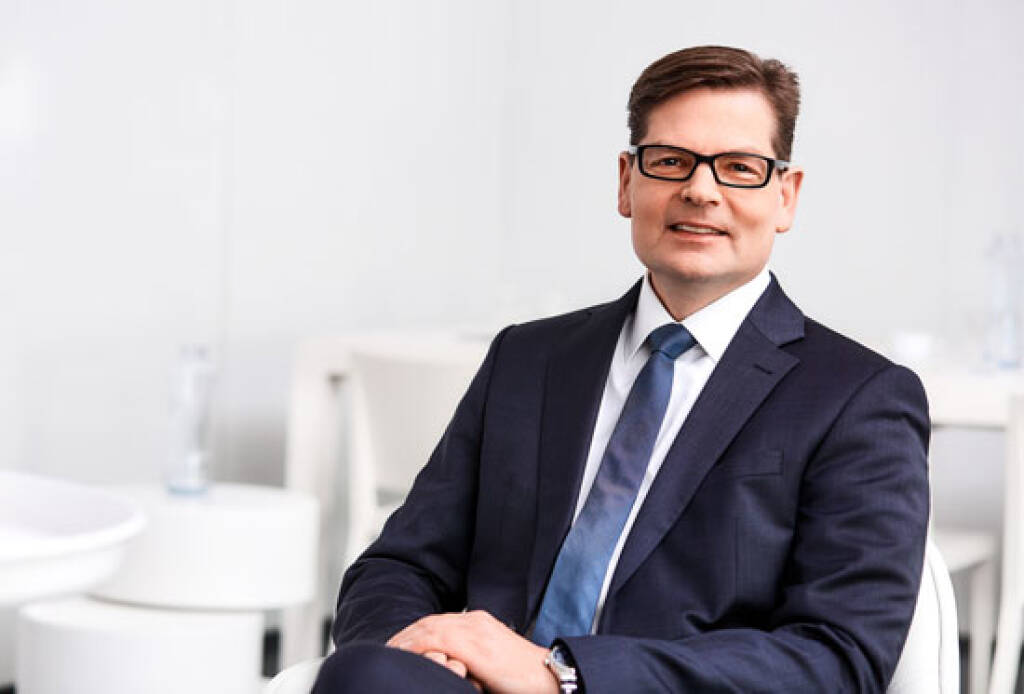 Arno Walter, CEO comdirect, Bild: comdirect, © Aussender (13.04.2018)