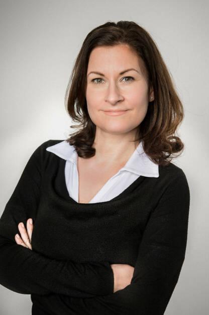 Heidrun Seewald ist neue Head of Human Resources bei CBRE. Die Psychologin ist Ansprechpartnerin für 150 Mitarbeiterinnen und Mitarbeiter  und verantwortet die strategische und operative Leitung der Human Resources. Bildquelle: CBRE Austria, © Aussendung (16.04.2018)