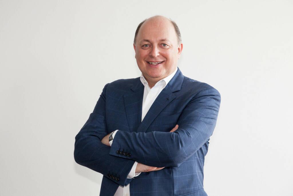 Ab Juni 2018: Neuer Palfinger-CEO Andreas Klauser, Bildquelle: Palfinger, © Aussender (17.04.2018)