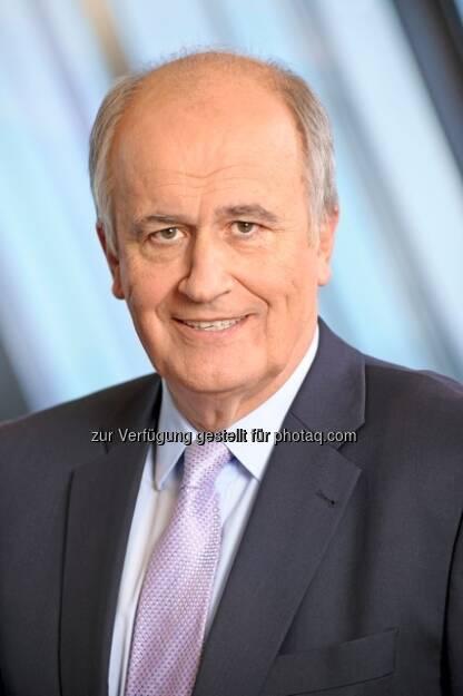 Karl Sevelda (63), im Vorstand für das Firmenkundengeschäft der RBI Gruppe verantwortlich, wurde mit sofortiger Wirkung zum neuen Vorstandsvorsitzenden ernannt (c) RBI     (07.06.2013)