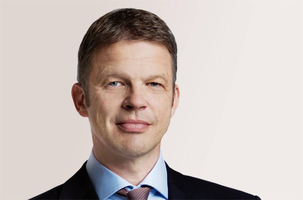 Christian Sewing, seit April 2018 ist er Vorstandsvorsitzender der Deutschen Bank; Bildquelle: Deutsche Bank-Homepage, © Aussender (26.04.2018)