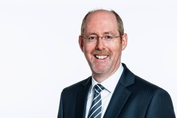 Thomas Doyle (48), bisher Mitglied des Vorstands der FWU AG, wurde mit Wirkung zum 2.5.2018 zum Vorsitzenden des Vorstands der FWU Life Insurance Austria AG ernannt. Bild: FWU