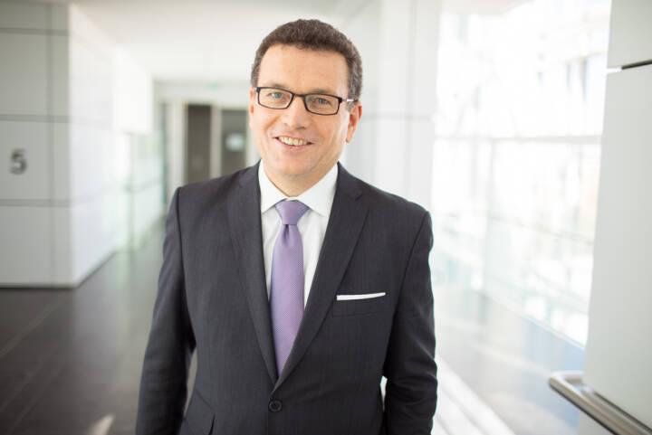 Dr. Helmut Reisinger, neuer CEO von Orange Business Services; Copyright: OBS