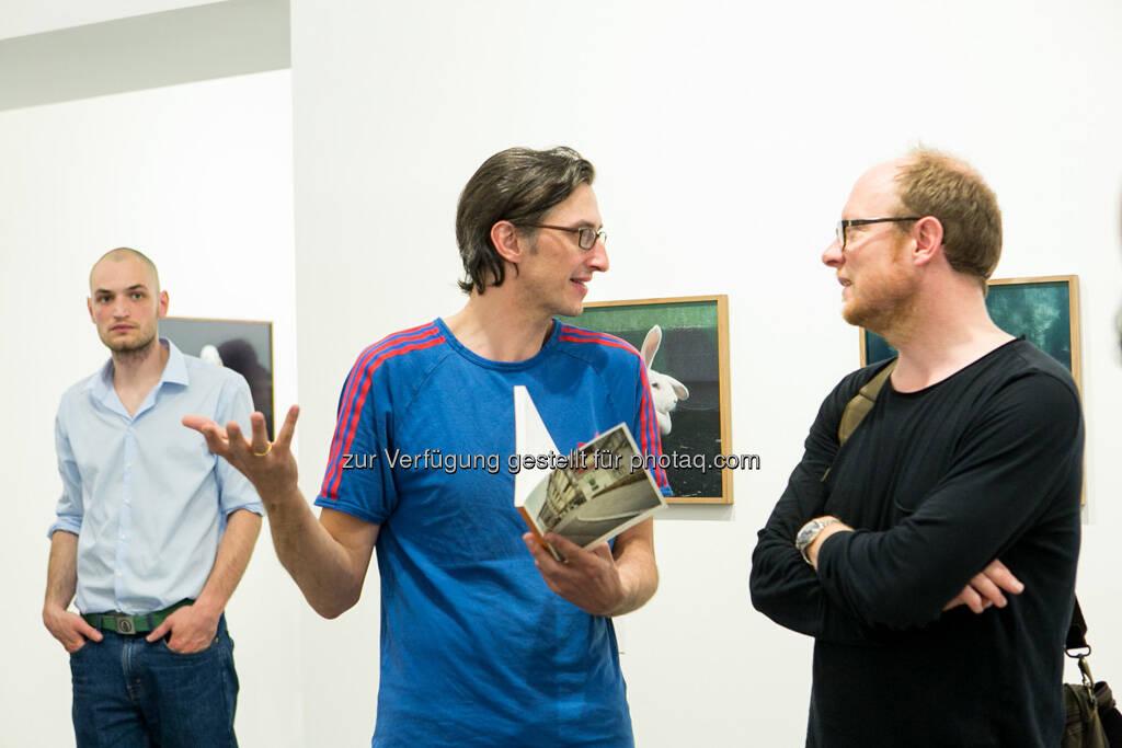 Josef Chladek, Stefan Oláh, © Martina Draper (09.06.2013)