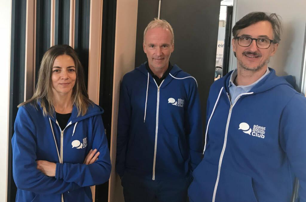 Christine Petzwinkler, Christian Drastil, Josef Chladek (06.05.2018)