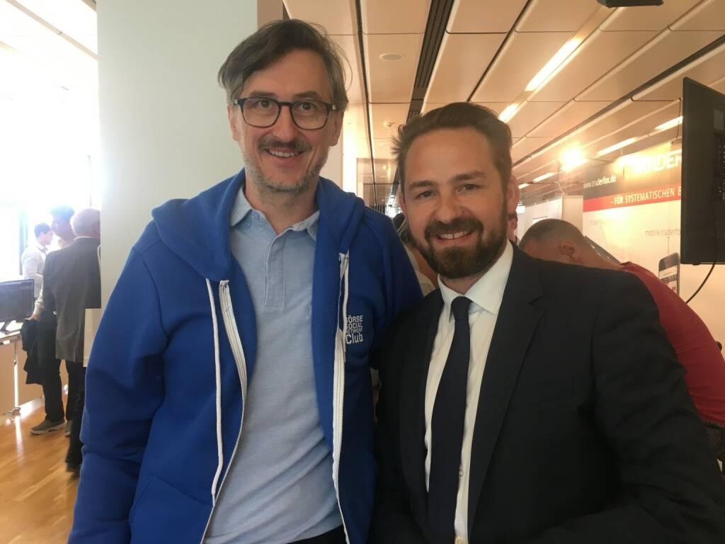 Josef Chladek (Börse Social Magazine), Richard Dobetsberger (06.05.2018)