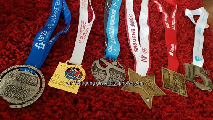 6 Marathons in 5 Weeks