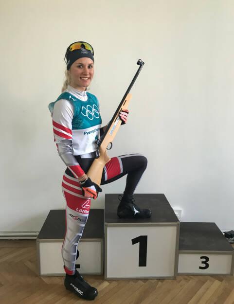 Lisa Unterweger Biathlon (17.05.2018)