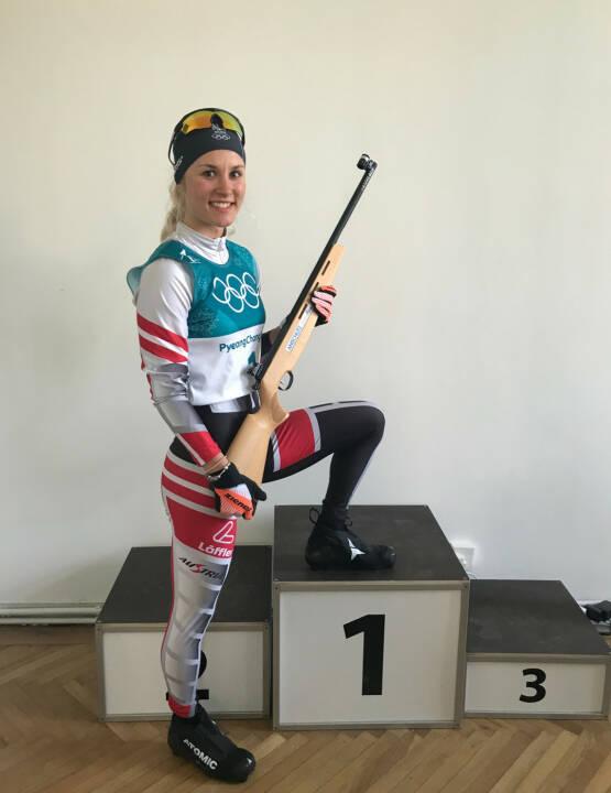 Lisa Unterweger Biathlon