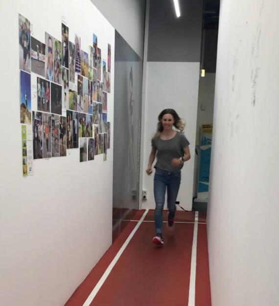 Lisa Unterweger bei www.wemove.at (17.05.2018)