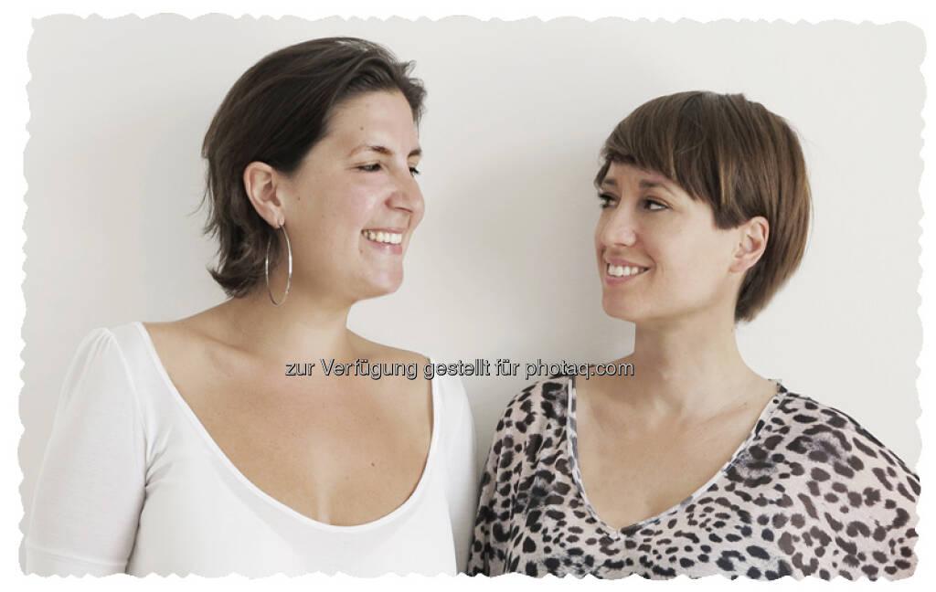 Zissa Grabner und Alexandra von Quadt launchen http://fromaustria.com (10.06.2013)