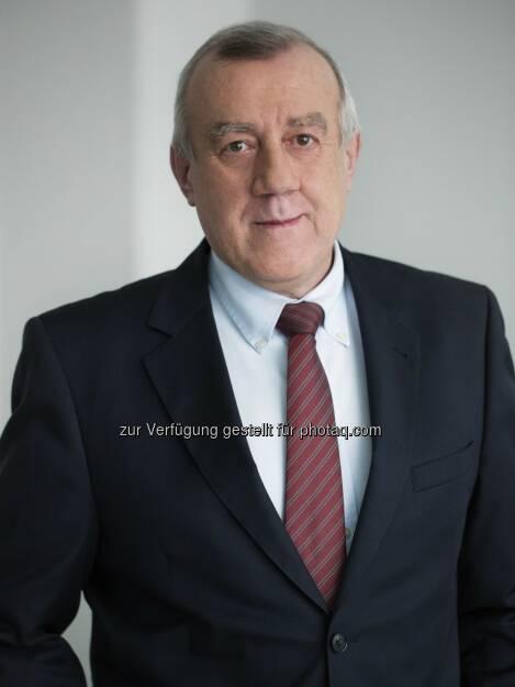 RHI: Manfred Hödl, CSO Division Industrial, CTO (Chief Technical Officer), wird mit Ablauf des 30. Juni 2013 einvernehmlich aus dem Vorstand der RHI AG ausscheiden, dem Unternehmen jedoch in Zukunft in beratender Funktion zur Verfügung stehen (c) RHI (12.06.2013)