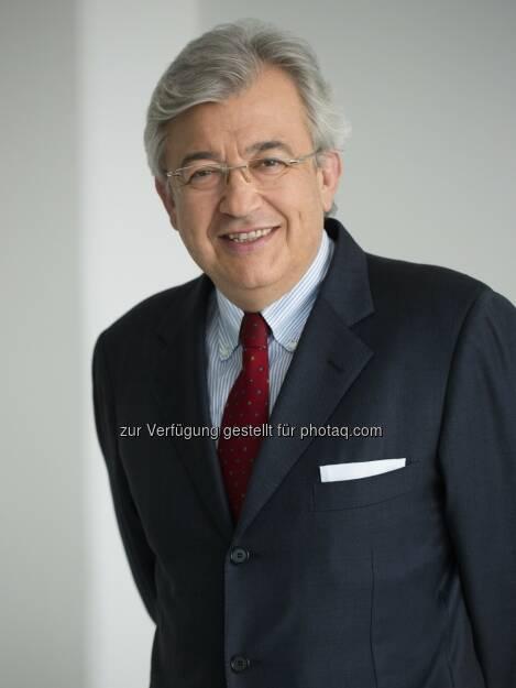 RHI: Giorgio Cappelli, CSO (Chief Sales Officer) Division Stahl, wird mit Ablauf des 30. Juni 2013 einvernehmlich aus dem Vorstand der RHI AG ausscheiden, dem Unternehmen jedoch in Zukunft in beratender Funktion zur Verfügung stehen (c) RHI (12.06.2013)