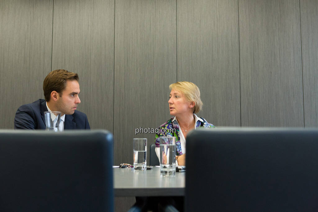 Philipp Arnold, Heike Arbter (RCB), © Martina Draper (15.12.2012)
