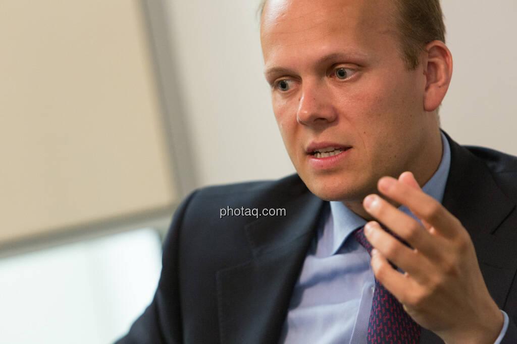 Ronald Stöferle (Incrementum), © finanzmarktfoto.at/Martina Draper (19.06.2013)
