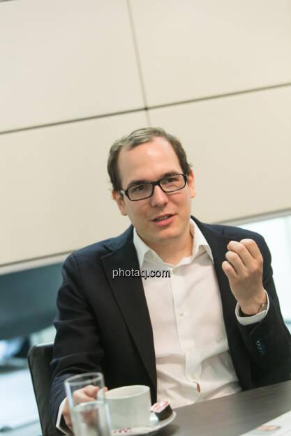 Nikolaus Jilch (Die Presse), © finanzmarktfoto.at/Martina Draper (19.06.2013)