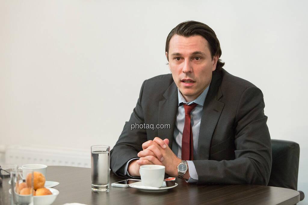 Rudolf Brenner (Philoro), © finanzmarktfoto.at/Martina Draper (19.06.2013)