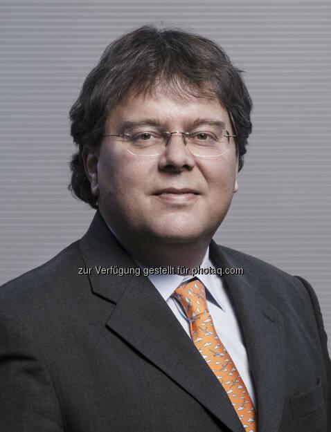 Im Vorstand der Erste Group Bank AG wird es zu einer Personalrochade kommen: Manfred Wimmer wird mit 1. September 2013 auf eigenen Wunsch aus dem Vorstand ausscheiden und in den Ruhestand treten. In seiner Funktion als Finanzvorstand wird ihm der bisherige Risikovorstand Gernot Mittendorfer (Bild) nachfolgen (c) Erste Group (20.06.2013)