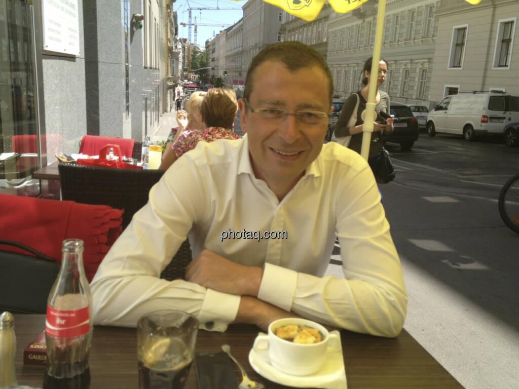 ... im Talk mit Wolfgang Siegl-Cachedenier, Ex-Vorstand Brokerjet und bankdirekt.at (01.07.2013)