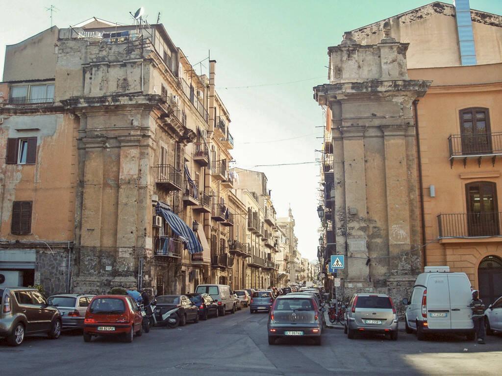 Palermo, Sizilien, © Gabriele Hartweger (05.07.2013)