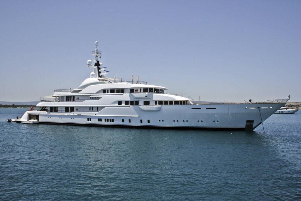 Yacht, Sizilien, © Gabriele Hartweger (05.07.2013)