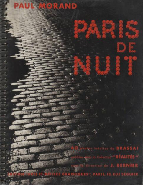Brassaï - Paris de Nuit. 60 Photos inédites de Brassaï, Preis: 2000-3500 Euro, http://www.josefchladek.com/book/brassai_-_paris_de_nuit_60_photos_inedites_de_brassai (07.07.2013)