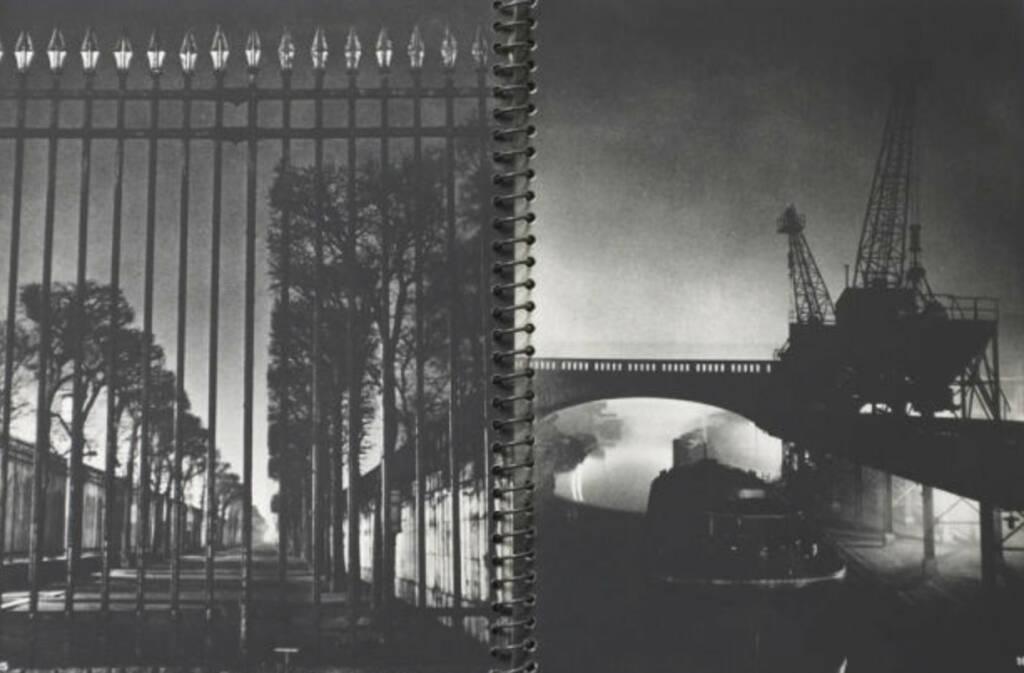 eine Seite aus Brassaï - Paris de Nuit. 60 Photos inédites de Brassaï, Preis: 2000-3500 Euro, http://www.josefchladek.com/book/brassai_-_paris_de_nuit_60_photos_inedites_de_brassai (07.07.2013)