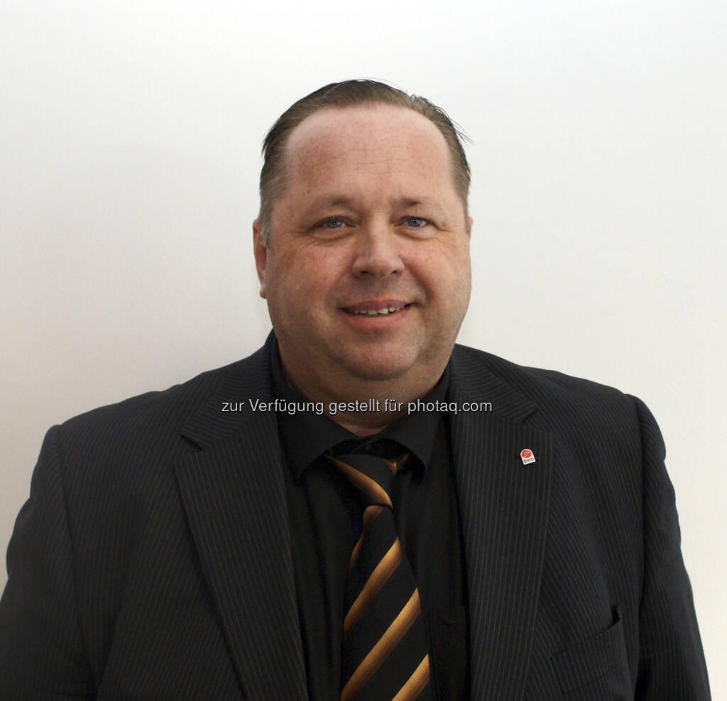 ÖWD Cleaning Services: Franz Holoubek (46) ist neuer Regionalleiter für Oberösterreich (c) Aussendung  (08.07.2013)