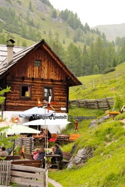 Haus; Alpbach, © Susanne Lederer-Pabst (10.07.2013)