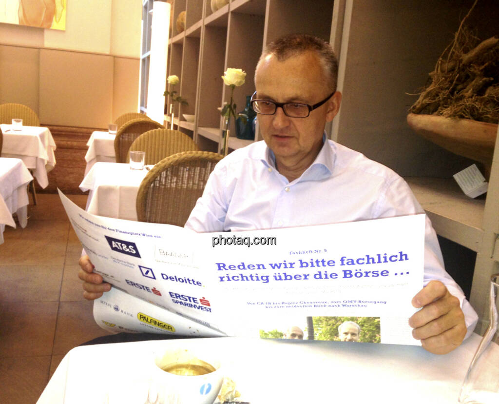 ... im Talk mit Peter Sitte, com_unit (17.07.2013)