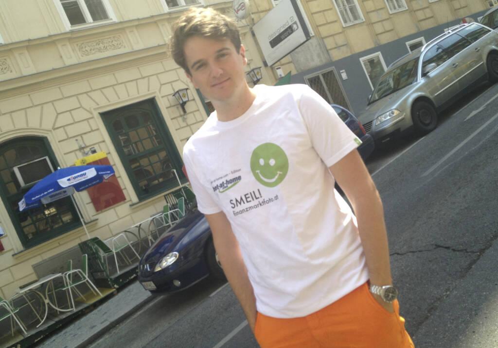 Twinni Smeil! Maximilian Nimmervoll, Tailored Apps (19.07.2013)