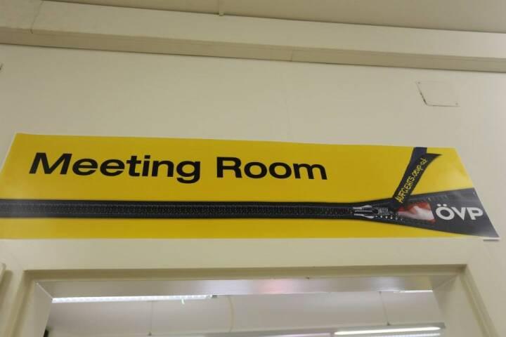 ÖVP Meeting Room