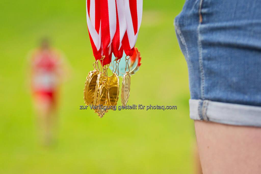 Medaillen, Sieger beim ESPA-Ötscher-Marathon 2013 , © Rainer Mirau (27.07.2013)