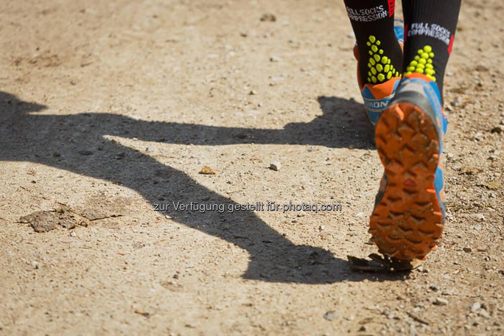 Laufen, Schuhe beim ESPA-Ötscher-Marathon 2013 , © Rainer Mirau (27.07.2013)