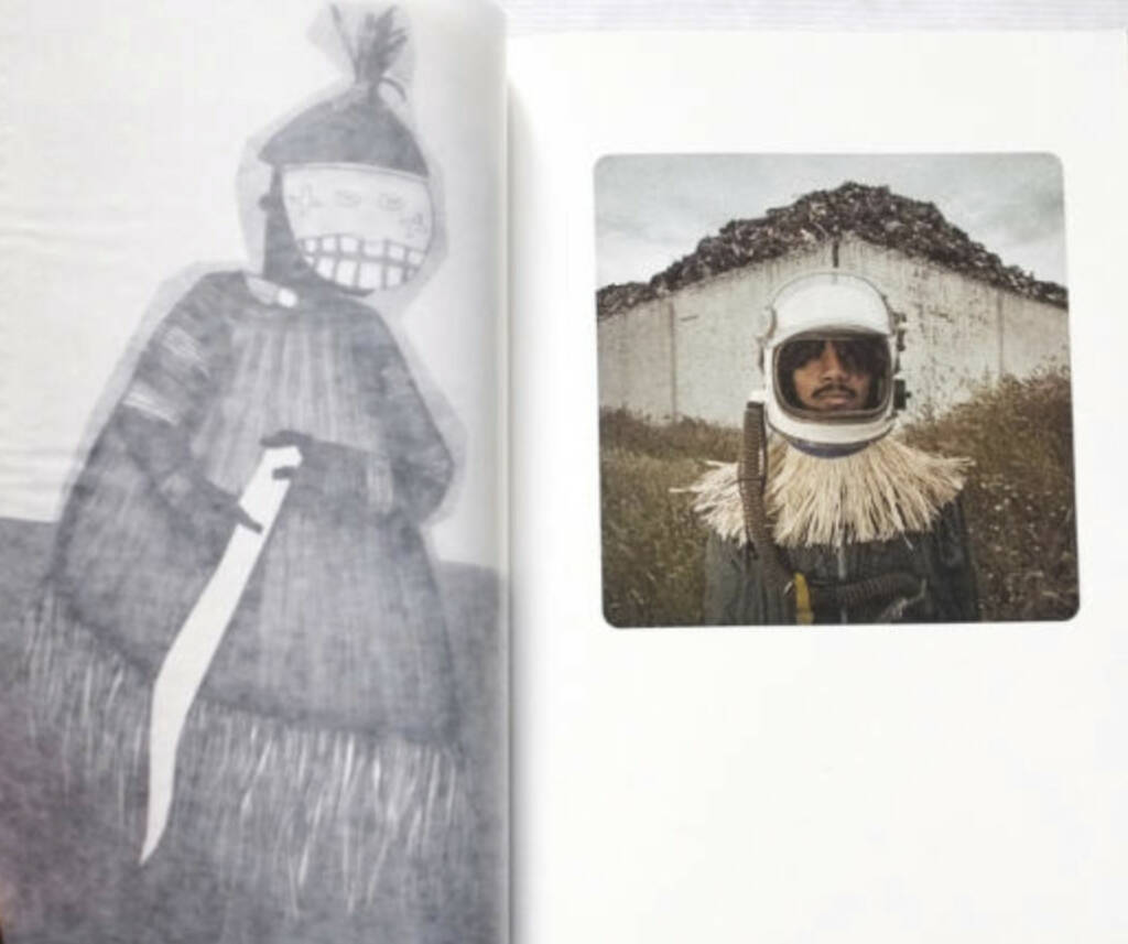 eine Seite aus Cristina de Middel - Afronauts, Preis: 400-1500 Euro, http://josefchladek.com/book/cristina_de_middel_-_afronauts (04.08.2013)