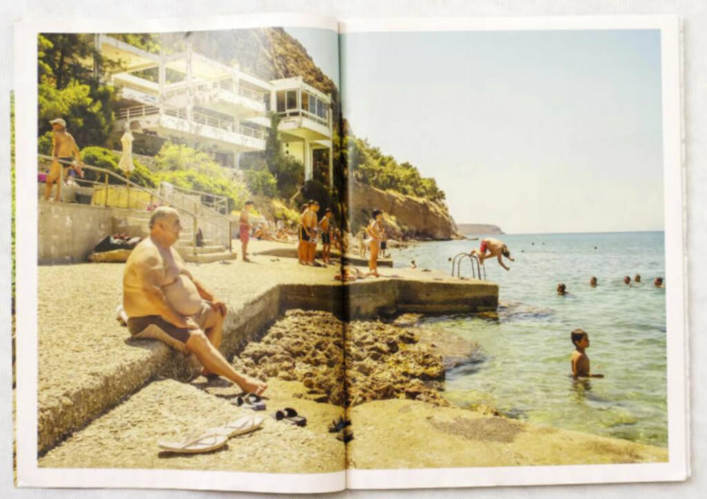 Baden, Strand Griechenland 2012, The Pigs, (c) Carlos Spottorno (Phree und RM Verlag) (19.08.2013)